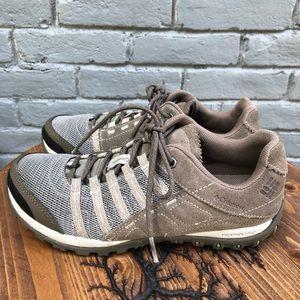 Columbia Yama II Brown Trail Running Shoes sz 7